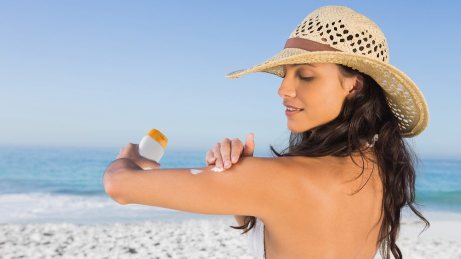 How Much Sunblock Do You Need?