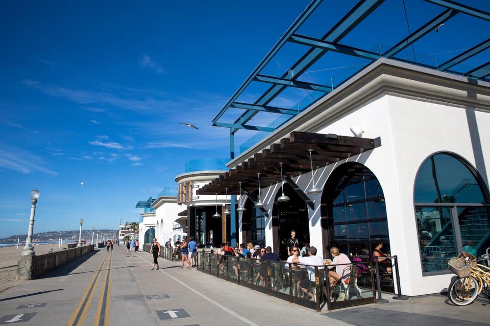 San DIego beach bars