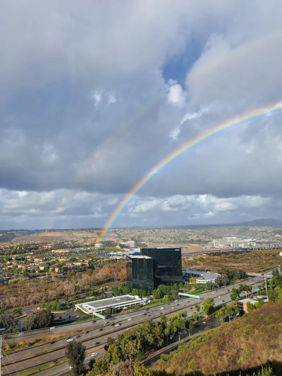 double rainbow mission valley
